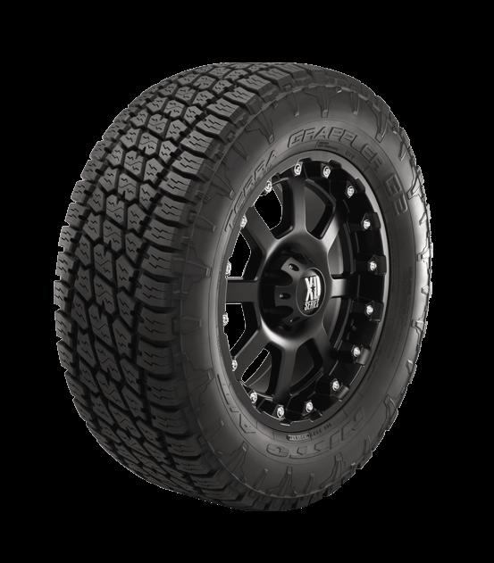 265 70r17 All Terrain Tires >> Nitto Terra Grappler G2 All Terrain 265 70r17
