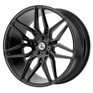 ASANTI SIRIUS 20x9 5x120.00 GLOSS BLACK (35 mm)