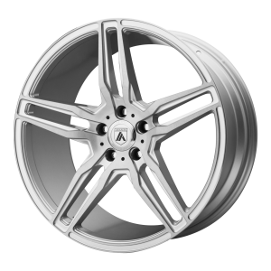 ASANTI ORION 20x9 5x120.00 BRUSHED SILVER (35 mm)