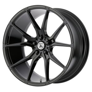ASANTI VEGA 20x9 5x120.00 GLOSS BLACK (35 mm)