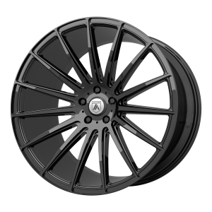 ASANTI POLARIS 20x9 5x120.00 GLOSS BLACK (35 mm)