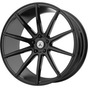 ASANTI ARIES 22x9 5x120.00 GLOSS BLACK (32 mm)