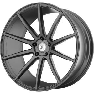 ASANTI ARIES 22x9 5x120.00 MATTE GRAPHITE (32 mm)