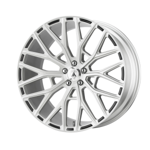 ASANTI LEO 22x9 5x120.00 BRUSHED SILVER (32 mm)