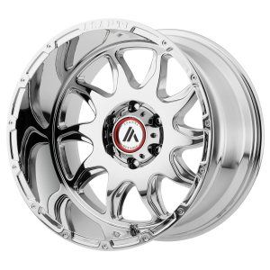 ASANTI BALLISTIC 22x12 8x180.00 CHROME (-44 mm)