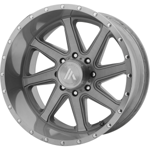 ASANTI WINDMILL 22x12 8x180.00 TITANIUM-BRUSHED (-40 mm)