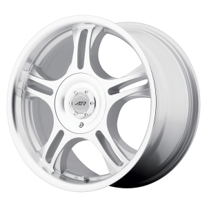AMERICAN RACING FAST BACK 18x9 5x114.30 ANTHRACITE W/MACHINED FACE (38 mm)
