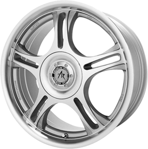 AMERICAN RACING AR95T 17x7.5 6x127.00/6x135.00 MACHINED W/ CLEAR COAT (25 mm)