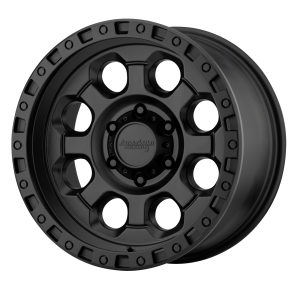 AMERICAN RACING AR201 18x9 8x180.00 CAST IRON BLACK (0 mm)