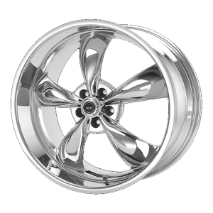 AMERICAN RACING TORQ THRUST M 18x8 5x127.00 CHROME (0 mm)