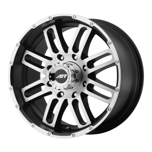 AMERICAN RACING AR901 20x9 8x170.00 SATIN BLACK MACHINED (0 mm)