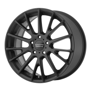 AMERICAN RACING AR904 16x7 5x115.00 SATIN BLACK (40 mm)
