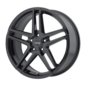 AMERICAN RACING AR907 17x7.5 5x120.00 GLOSS BLACK (42 mm)