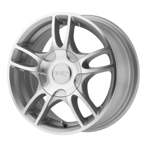 AMERICAN RACING ESTRELLA 2 17x7.5 5x114.30/5x120.00 SILVER MACHINED (45 mm)