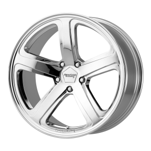 AMERICAN RACING HOT LAP 18x8 5x120.00 CHROME (38 mm)