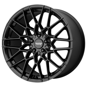 AMERICAN RACING BARRAGE 20x9 5x120.00 SATIN BLACK (20 mm)
