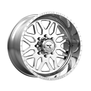 AMERICAN FORCE TRAX SS 24x10 8x180.00 POLISHED (25 mm)