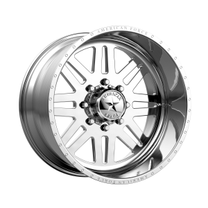 AMERICAN FORCE LIBERTY SS 22x16 8x180.00 POLISHED (-101 mm)