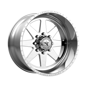 AMERICAN FORCE INDEPENDENCE SS 24x10 8x180.00 POLISHED (25 mm)