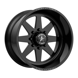 AMERICAN FORCE INDEPENDENCE SS 22x10 8x180.00 GLOSS BLACK (25 mm)