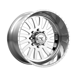 AMERICAN FORCE OCTANE SS 24x14 8x180.00 POLISHED (-73 mm)