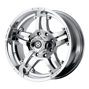 ATX ARTILLERY 16x9 6x139.70 TEXTURED BLACK (-12 mm)