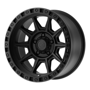 ATX AX202 18x9 6x139.70 CAST IRON BLACK (0 mm)  AX20289068700