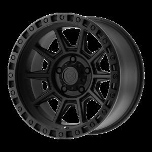 ATX AX202 17x9 8x180.00 CAST IRON BLACK (-12 mm)
