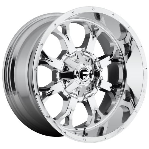 FUEL KRANK 20x9 6x135.00/6x139.70 CHROME PLATED (20 mm)  D51620909857