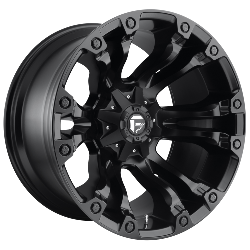 FUEL VAPOR 22x12 5x139.70/5x150.00 MATTE BLACK (-44 mm)  D56022207047
