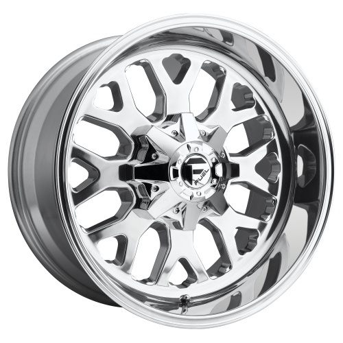 FUEL TITAN 20x9 8x180.00 HIGH LUSTER POLISHED (20 mm)