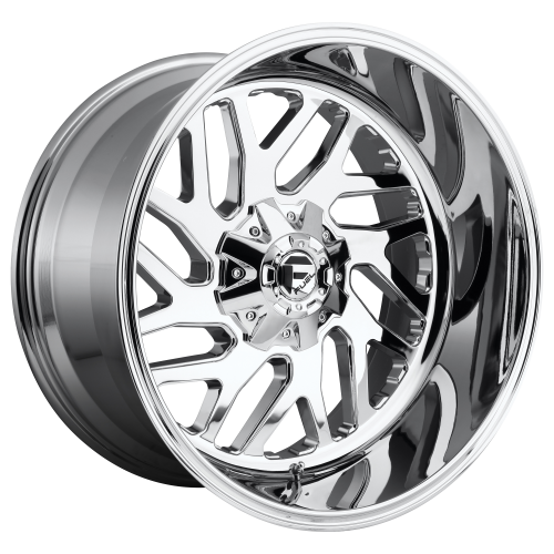 FUEL TRITON 22x12 8x165.10 CHROME PLATED (-43 mm)  D60922208247