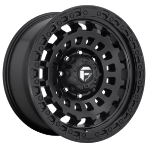 FUEL ZEPHYR 18x9 8x165.10 MATTE BLACK (1 mm)  D63318908250