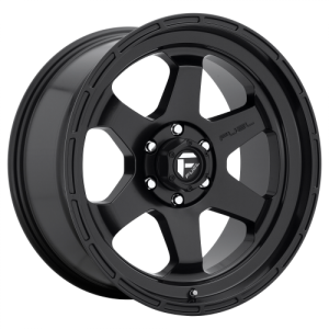 FUEL SHOK 20x9 6x139.70 MATTE BLACK (19 mm)