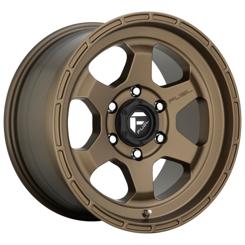 FUEL SHOK 20x9 6x139.70 MATTE BRONZE (19 mm)