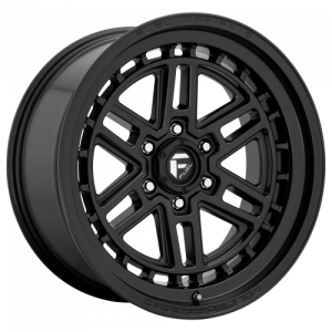 FUEL NITRO 20x9 6x139.70 MATTE BLACK (20 mm)