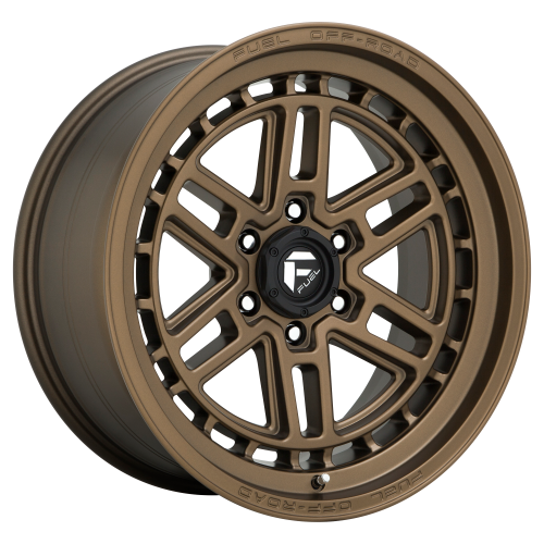 FUEL NITRO 20x9 6x139.70 MATTE BRONZE (20 mm)