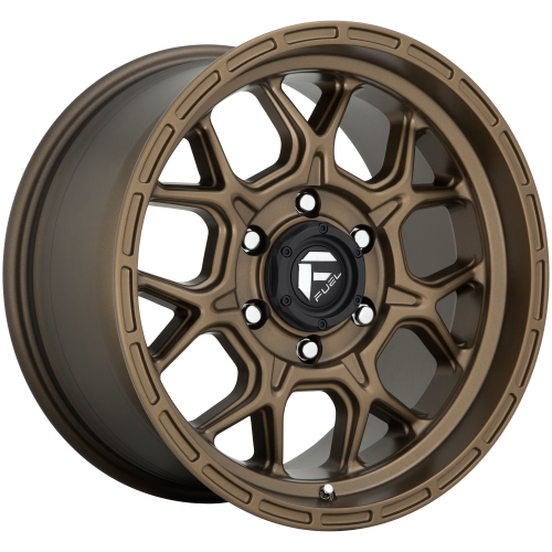 FUEL TECH 20x10 5x139.70 MATTE BRONZE (-18 mm)  D6712000B447