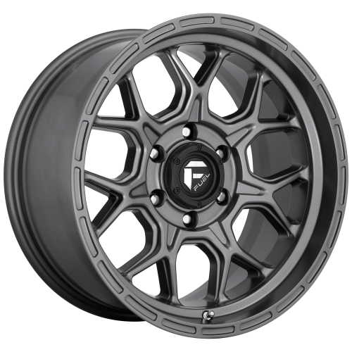 FUEL TECH 20x9 6x139.70 MATTE GUN METAL (20 mm)