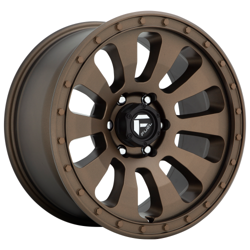 FUEL TACTIC 20x9 6x139.70 MATTE BRONZE (20 mm)