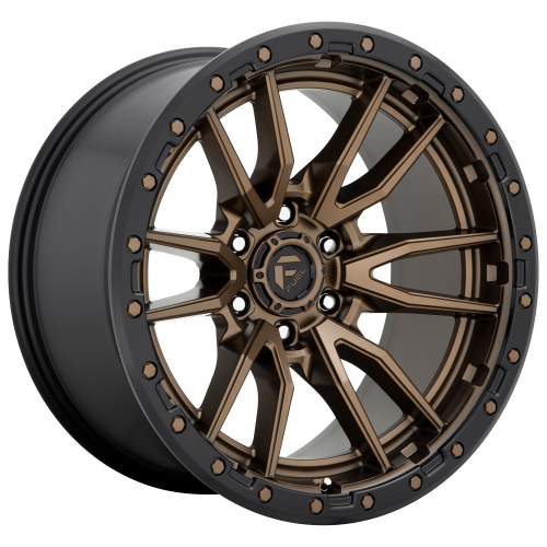 FUEL REBEL 22x12 6x135.00 MATTE BRONZE BLACK BEAD RING (-44 mm)  D68122208947