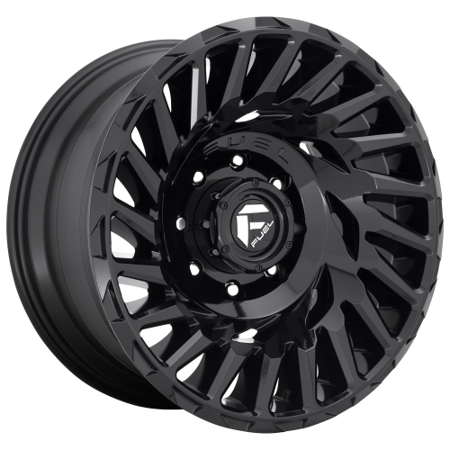 FUEL CYCLONE 18x9 5x150.00 GLOSS BLACK (1 mm)  D68218905650