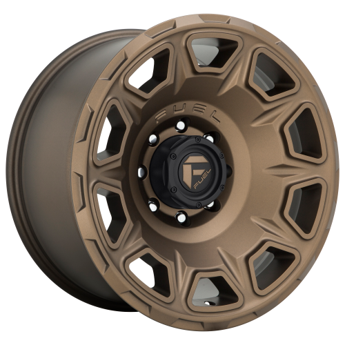FUEL VENGEANCE 20x10 8x180.00 MATTE BRONZE (-18 mm)