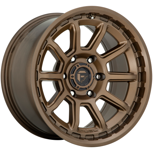 FUEL TORQUE 18x9 5x139.70 MATTE BRONZE (20 mm)  D6901890B457