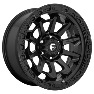 FUEL COVERT 20x9 5x139.70 MATTE BLACK (20 mm)  D6942090B457