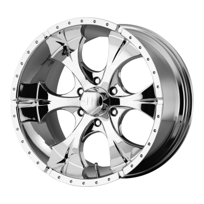 HELO MAXX 18x9 6x139.70 CHROME (18 mm)