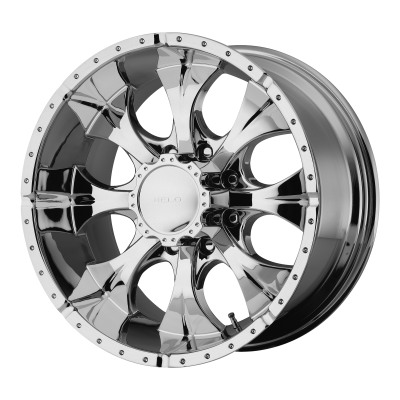 HELO MAXX 18x9 8x170.00 CHROME (-12 mm)