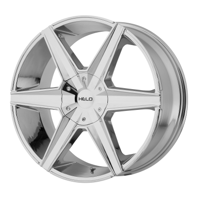 HELO HE887 20x8.5 6x135.00/6x139.70 CHROME (38 mm)
