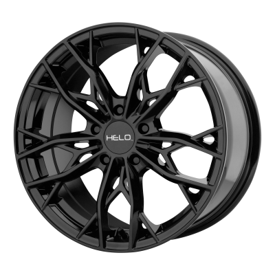 HELO HE907 18x8 5x120.00 GLOSS BLACK (40 mm)