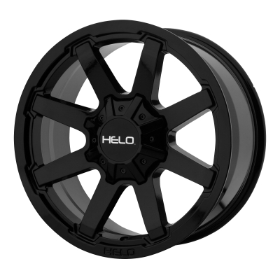 HELO HE909 17x9 6x114.30/6x139.70 GLOSS BLACK (18 mm)  HE90979070318